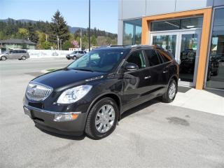Used 2011 Buick Enclave CXL AWD for sale in North Vancouver, BC