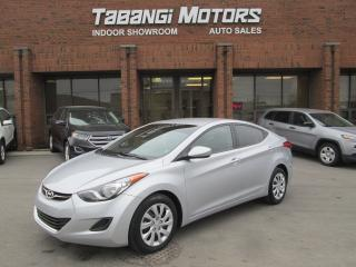 Used 2013 Hyundai Elantra GLS | NO ACCIDENTS | BLUETOOTH | ECO | LOW KM for sale in Mississauga, ON