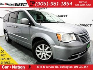 Used 2013 Chrysler Town & Country Touring| DUAL DVD| SUNROOF| NAVI| for sale in Burlington, ON