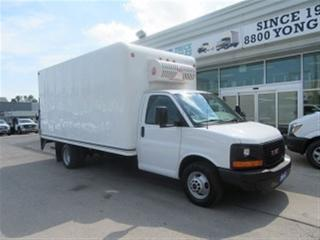 Used 2015 GMC Savana 3500 GAS 16 FT REFRIDGERATED BOX for sale in Richmond Hill, ON