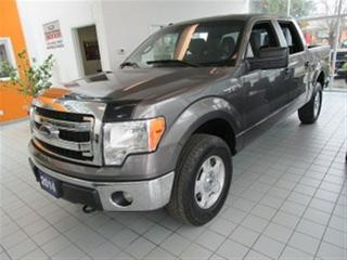 Used 2014 Ford F-150 SUPER CREW CAB 5 1/2 FT BOX for sale in Richmond Hill, ON