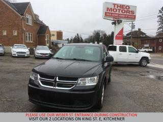 Used 2015 Dodge Journey SE Canada Value Pkg | PUSH BUTTON for sale in Kitchener, ON