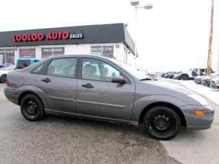 Used 2002 Ford Focus SE AC AUTOMATIC for sale in Milton, ON