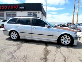 Used 2002 BMW 3-Series Sport Wagon 325i WAGON AUTOMATIC LEATHER SUNROOF for sale in Milton, ON