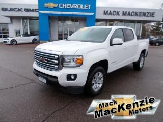 Used 2016 GMC Canyon SLE Crew Cab 4x4 for sale in Renfrew, ON