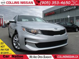 Used 2017 Kia Optima LX   ALLOYS   BACK UP CAMERA   HTD SEATS for sale in St Catharines, ON