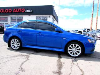 Used 2010 Mitsubishi Lancer Ralliart AUTOMATIC BLUETOOTH CERTIFIED 2YR WARRANTY for sale in Milton, ON