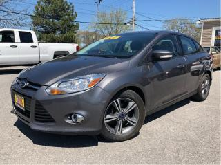 Used 2014 Ford Focus SE MAGS HEATED FRONT SEATS HEATED MIRRORS for sale in St Catharines, ON