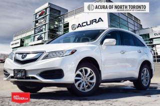 Used 2016 Acura RDX Tech at Accident Free| Remote Start| Navigation for sale in Thornhill, ON