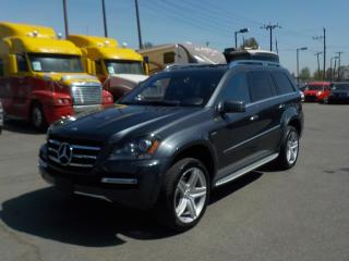 Used 2012 Mercedes-Benz GL550 4matic 3rd row seating Grand Edition for sale in Burnaby, BC