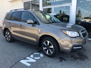 Used 2017 Subaru Forester i Touring w/Tech Pkg for sale in Vernon, BC