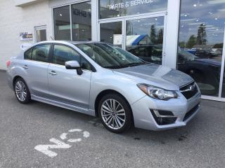 Used 2015 Subaru Impreza 2.0i w/Limited Pkg for sale in Vernon, BC