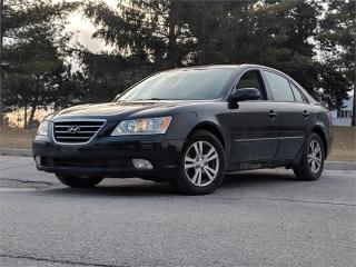Used 2009 Hyundai Sonata GL SPORT for sale in Mississauga, ON