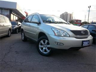 Used 2007 Lexus RX 350 for sale in Mississauga, ON