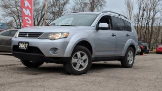 Used 2007 Mitsubishi Outlander LS for sale in Mississauga, ON