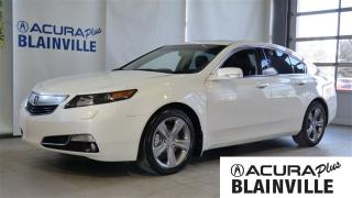 Used 2014 Acura TL TECHNOLOGIE ** SH-AWD ** for sale in Blainville, QC