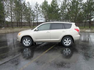 Used 2008 Toyota RAV 4 LIMITED 4WD for sale in Cayuga, ON