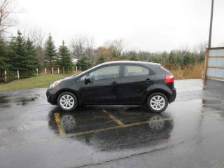 Used 2013 Kia Rio LX FWD for sale in Cayuga, ON