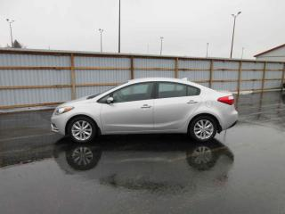 Used 2014 Kia FORTE LX PLUS FWD for sale in Cayuga, ON