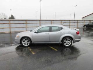 Used 2014 Dodge AVENGER SXT FWD for sale in Cayuga, ON
