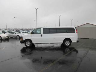 Used 2016 GMC SAVANA 3500 LS RWD for sale in Cayuga, ON