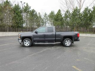 Used 2015 CHEV SILVERADO 1500 LT Z71 CREW 4X4 for sale in Cayuga, ON