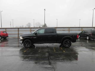 Used 2016 RAM 1500 OUTDOORSMAN CREW 4X4 for sale in Cayuga, ON