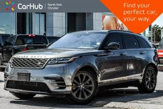 Used 2018 Land Rover RANGE ROVER VELAR SE AWD|R Dynamic Pkg|Pano_Sunroof|Meridian Audio for sale in Thornhill, ON