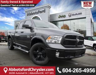 Used 2017 Dodge Ram 1500 SLT *ACCIDENT FREE* *BARELY DRIVEN* for sale in Abbotsford, BC