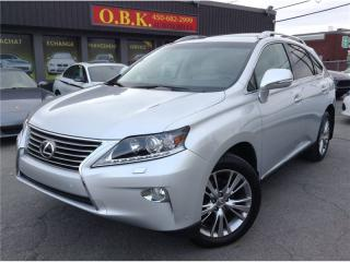Used 2014 Lexus RX 350 Sport Nav-Sieges Ch for sale in Laval, QC