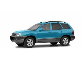 Used 2004 Hyundai Santa Fe GL for sale in Port Coquitlam, BC