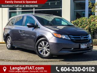 Used 2014 Honda Odyssey EX-L NO ACCIDENTS, B.C OWNED! for sale in Surrey, BC