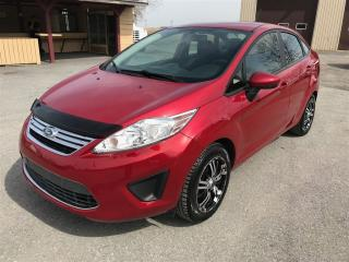 Used 2011 Ford Fiesta SE for sale in Saint-hyacinthe, QC