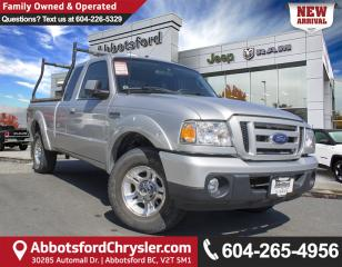 Used 2010 Ford Ranger Sport *ACCIDENT FREE* *LOCALLY DRIVEN* for sale in Abbotsford, BC