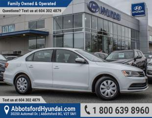 Used 2015 Volkswagen Jetta 2.0L Trendline+ BC OWNED & ACCIDENT FREE for sale in Abbotsford, BC