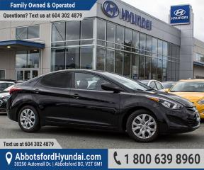 Used 2016 Hyundai Elantra GL GREAT CONDITION & ACCIDENT FREE for sale in Abbotsford, BC