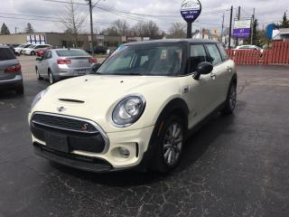 Used 2017 MINI Cooper Clubman Cooper S for sale in Brantford, ON