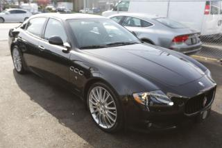 Used 2011 Maserati Quattroporte GT S MC Sportline Edition for sale in New Westminster, BC