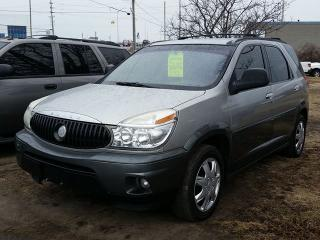 Used 2005 Buick Rendezvous CX - AWD for sale in Gloucester, ON