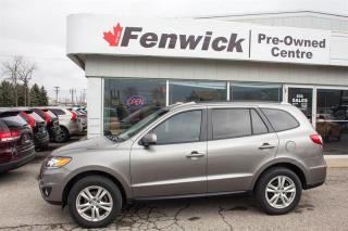 Used 2012 Hyundai Santa Fe GL 2.4L AWD Premium at for sale in Sarnia, ON