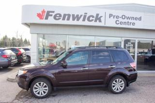 Used 2013 Subaru Forester 2.5X Limited at for sale in Sarnia, ON