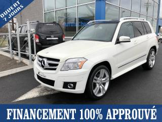 Used 2010 Mercedes-Benz GLK-Class GLK 350 4MATIC for sale in Longueuil, QC