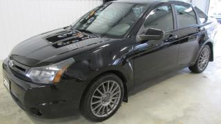 Used 2011 Ford Focus SES for sale in Chatsworth, ON