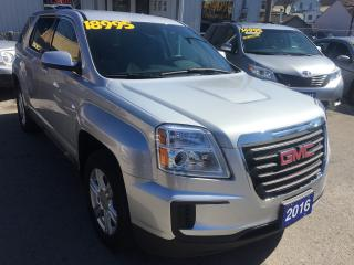 Used 2016 GMC Terrain SLE for sale in St Catharines, ON