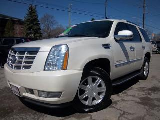 Used 2007 Cadillac Escalade for sale in Whitby, ON