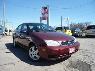 Used 2006 Ford Focus AUTO 4DR ALLOY PW PL PM A/C SAFETY ETEST for sale in Oakville, ON