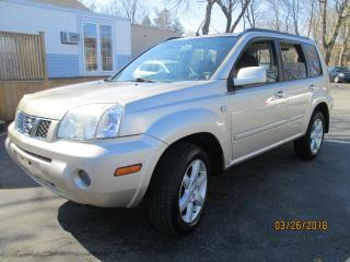 Used 2006 Nissan X-Trail BONAVISTA for sale in Scarborough, ON