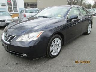 Used 2008 Lexus ES 350 LEATHER for sale in Scarborough, ON
