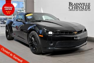 Used 2014 Chevrolet Camaro 2LT for sale in Laval, QC