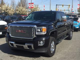 Used 2016 GMC Sierra 3500 Denali for sale in Langley, BC